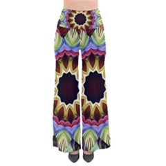 Love Energy Mandala Pants by designworld65