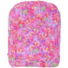 The Big Pink Party Full Print Backpack