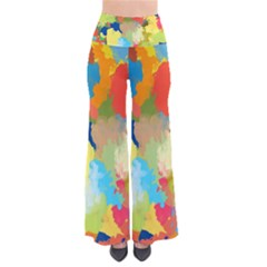 Summer Feeling Splash Pants by designworld65