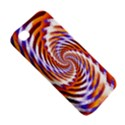 Woven Colorful Waves Apple iPhone 4/4S Hardshell Case View5