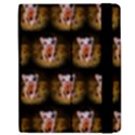 Cute Animal Drops   Piglet Apple iPad 2 Flip Case View2