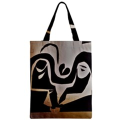 With Love Classic Tote Bag by MRTACPANS