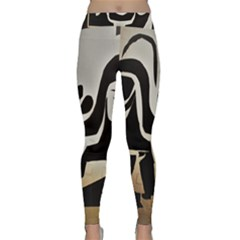 With Love Classic Yoga Leggings by MRTACPANS