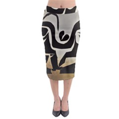 With Love Midi Pencil Skirt by MRTACPANS
