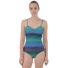 Ombre Sweetheart Tankini Set by ValentinaDesign