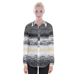 Ombre Womens Long Sleeve Shirt