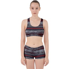 Ombre Work It Out Sports Bra Set