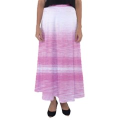 Ombre Flared Maxi Skirt by ValentinaDesign