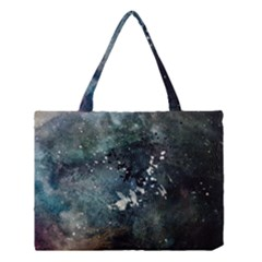 Grunge 1680x1050 Abstract Wallpaper Resize Medium Tote Bag by amphoto