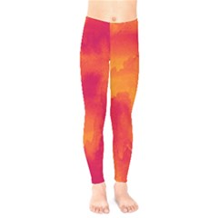 Ombre Kids  Legging by ValentinaDesign