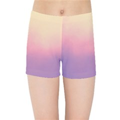 Ombre Kids Sports Shorts by ValentinaDesign