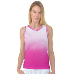 Ombre Women s Basketball Tank Top