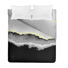 Ombre Duvet Cover Double Side (full/ Double Size)