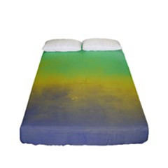 Ombre Fitted Sheet (full/ Double Size)