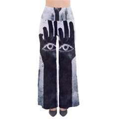 Hand Eye Vector  Pants by amphoto