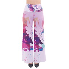 Flurry Heart Stream Wall  Pants by amphoto