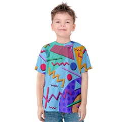 Memphis #10 Kids  Cotton Tee by RockettGraphics