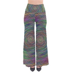 Spiral Spin Background Artwork Pants