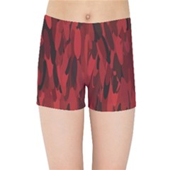 Abstract 2 Kids Sports Shorts
