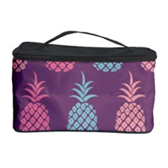 Pineapple Pattern Cosmetic Storage Case
