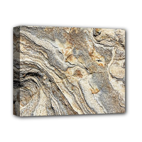 Background Structure Abstract Grain Marble Texture Deluxe Canvas 14  X 11  by Nexatart
