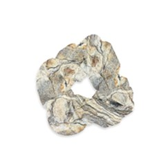 Background Structure Abstract Grain Marble Texture Velvet Scrunchie