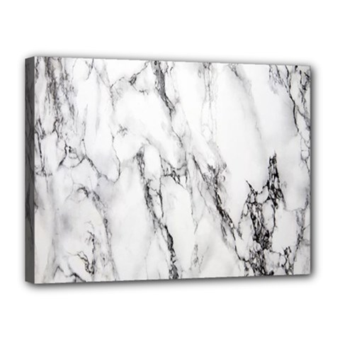 Marble Granite Pattern And Texture Canvas 16  X 12  by Nexatart