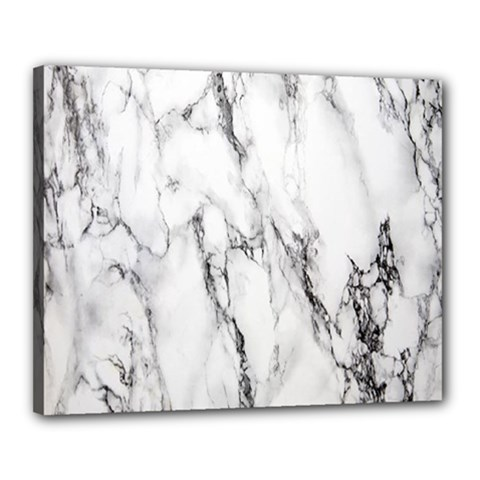 Marble Granite Pattern And Texture Canvas 20  X 16  by Nexatart
