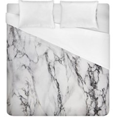 Marble Granite Pattern And Texture Duvet Cover (king Size) by Nexatart