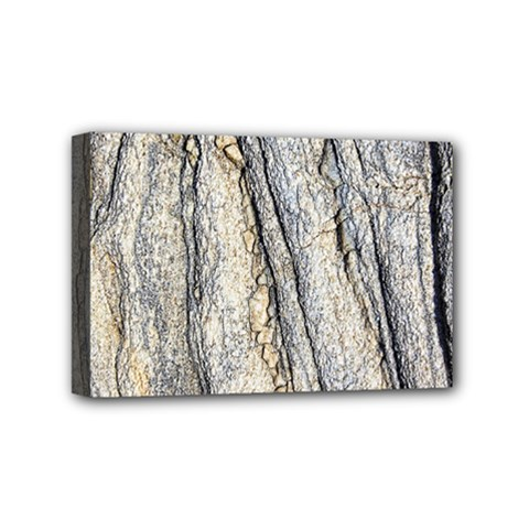 Texture Structure Marble Surface Background Mini Canvas 6  X 4