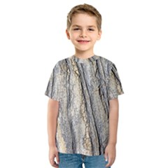 Texture Structure Marble Surface Background Kids  Sport Mesh Tee