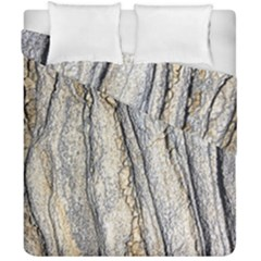 Texture Structure Marble Surface Background Duvet Cover Double Side (california King Size) by Nexatart