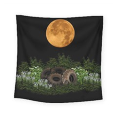 Ecology  Square Tapestry (small)