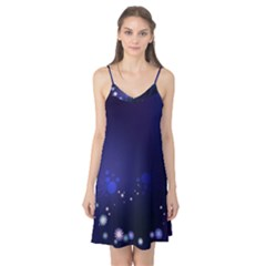 Flowers Stars Dots  Camis Nightgown by amphoto