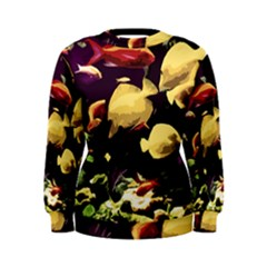 Tropical Fish Women s Sweatshirt