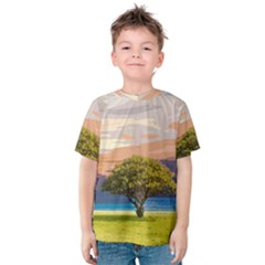 Landscape Kids  Cotton Tee