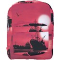 Open sea Full Print Backpack View1
