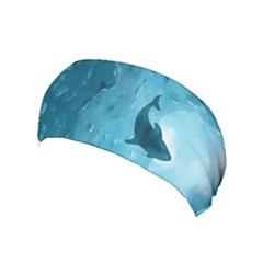 Shark Yoga Headband