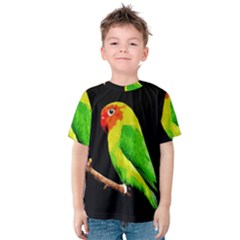 Parrot  Kids  Cotton Tee