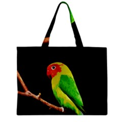 Parrot  Mini Tote Bag by Valentinaart