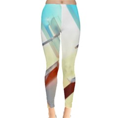 Compounds Liquid Tempering  Leggings  by amphoto