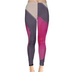 Allen Form Light  Leggings  by amphoto
