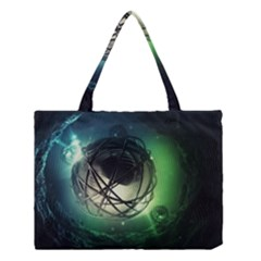 Balloon Art Scope Medium Tote Bag by amphoto