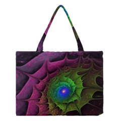 Immersion Light Color  Medium Tote Bag by amphoto