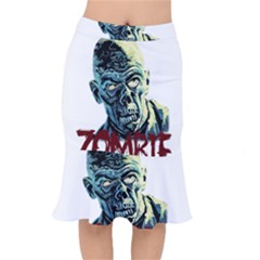 Zombie Mermaid Skirt