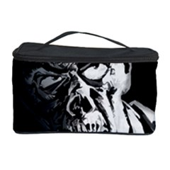 Zombie Cosmetic Storage Case by Valentinaart
