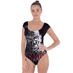 Zombie Short Sleeve Leotard