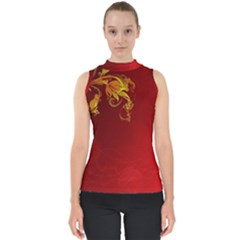 Fire Effect Background  Shell Top by amphoto