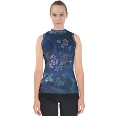 Fractal Line Pattern  Shell Top