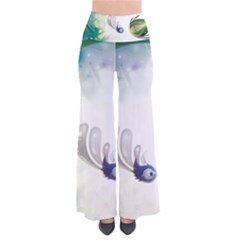 Flower Sprout Background  Pants